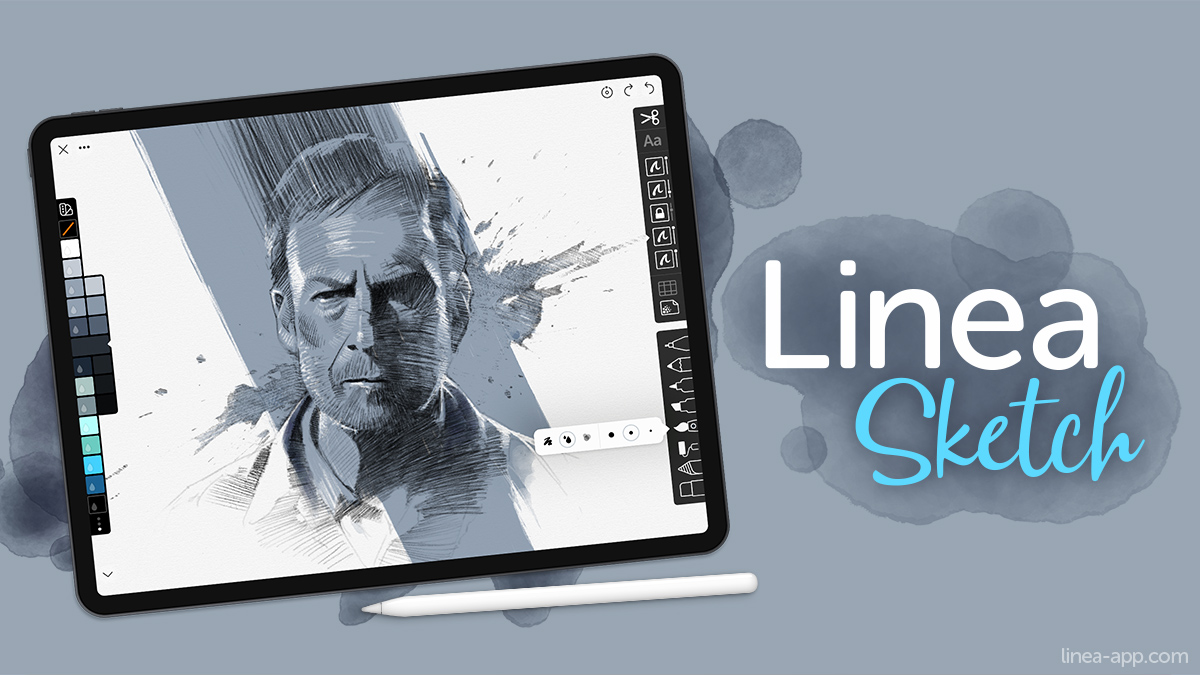 Linea Sketch – Drawing tools for your iPad